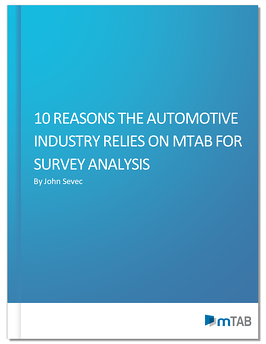 10 Reasons Auto Relies on mTAB