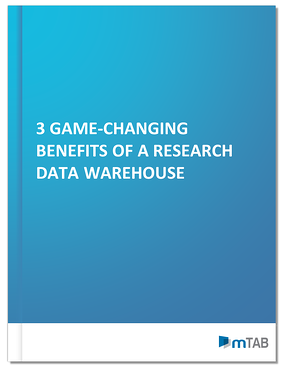 Benefits of a Research Data Warehouse eBook V2